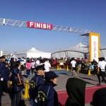 第11回谷川真理ハーフマラソン、無事完走