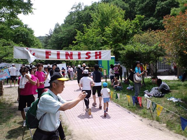 第24回京都チャリティ・ファンラン無事完走