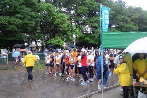第17回庄内緑地公園マラソン無事完走