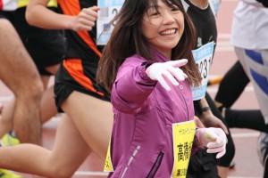 2011年5月高橋尚子杯ぎふ清流マラソン